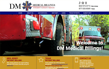 DM Medical Billings